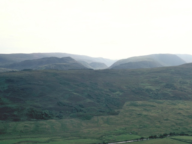 View to Glen Alladale